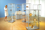 Our Vitrine Galleries